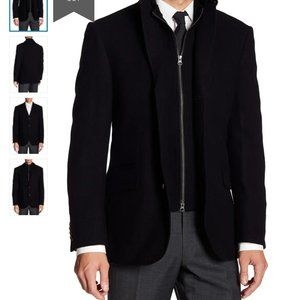 FLYNT Classic Fit Rizzo Wool Blend Jacket